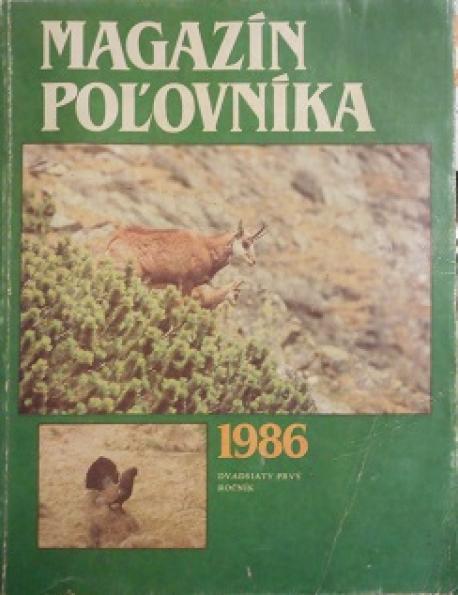 Magazín poľovníka 1986