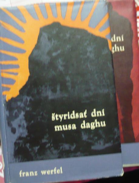 Štyridsať dní Musa Daghu I. a II.