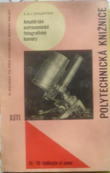 Amatérské astronomické fotografické komory