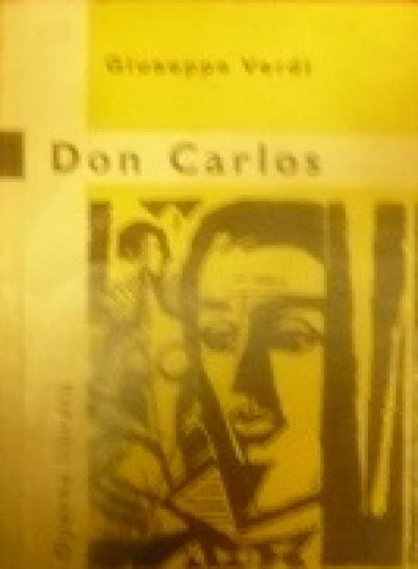 Libreto - Don Carlos