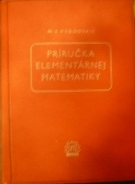Príručka elementárnej matematiky