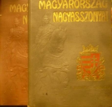 Magyarország nagyasszonyai II. a III.diel