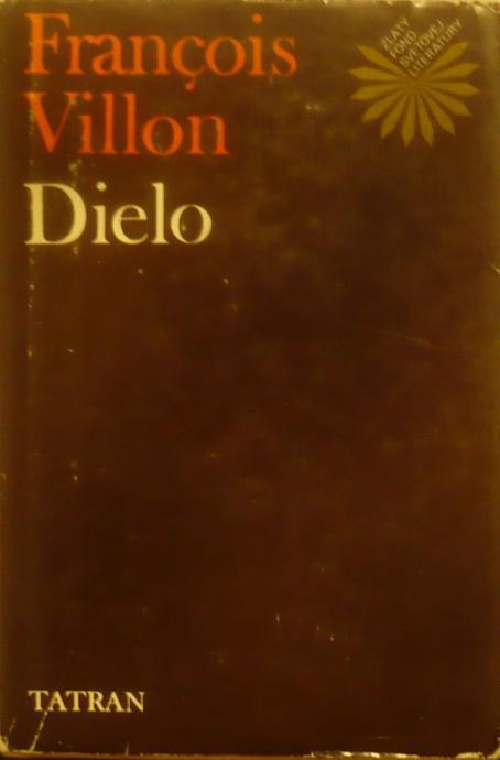 ZFSL Dielo Francois Villon