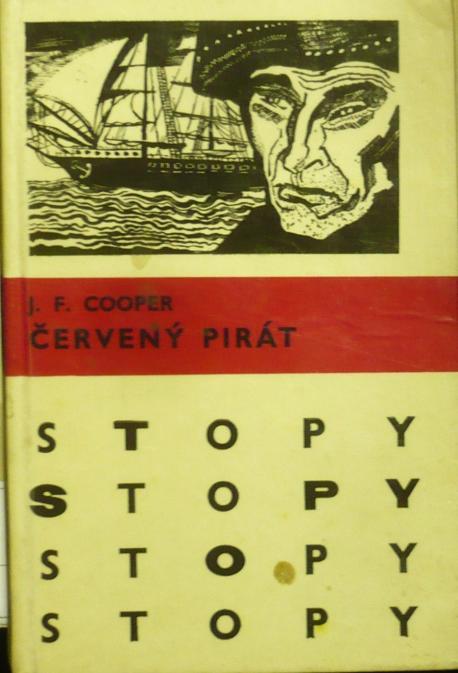 STOPY Červený pirát