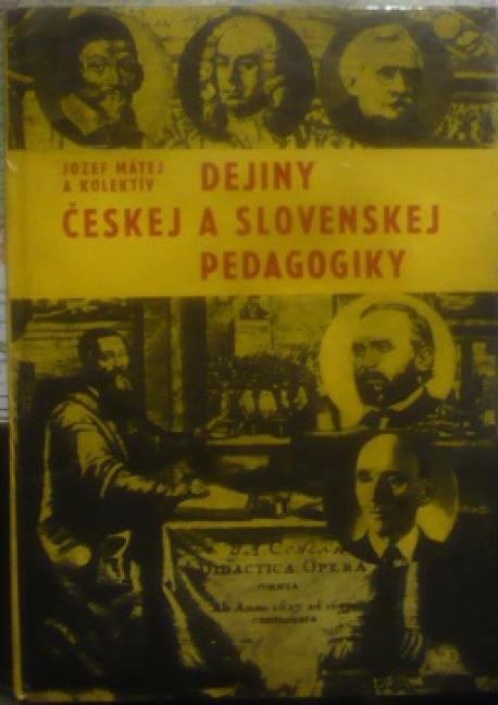 Dejiny českej a slovenskej pedagogiky