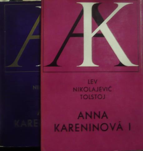 Anna Kareninová I. a II. /1972/
