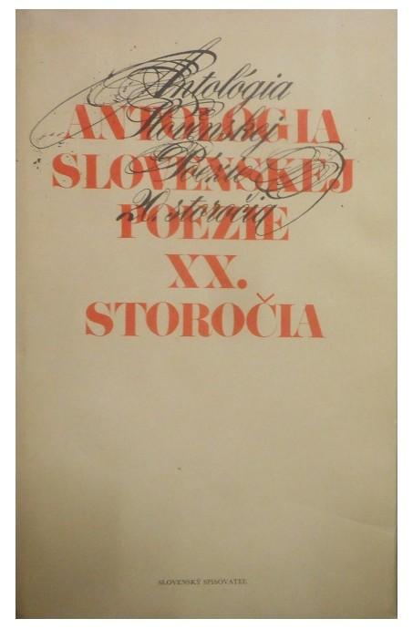 Antológia slovenskej poézie XX.storočia