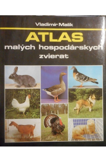 ATLAS malých hospodárskych zvierat