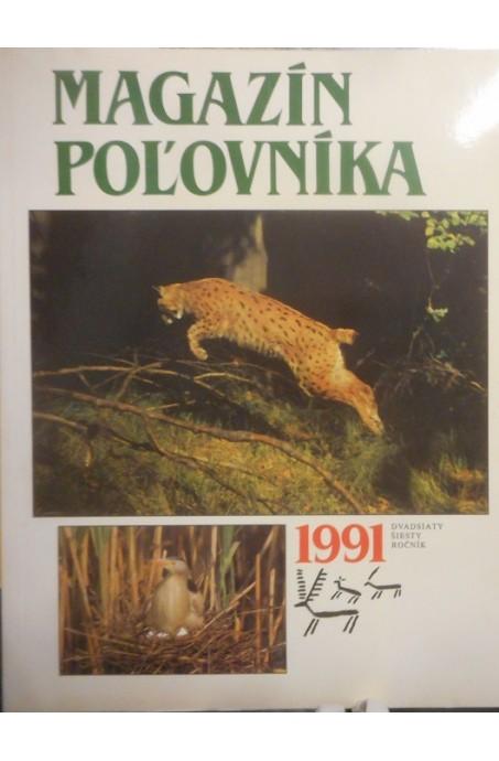 Magazín poľovníka 1991