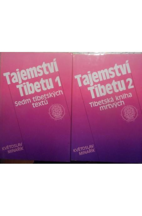 Tajemství Tibetu 1 a 2, Sedm tibetských textů a Tibetská kniha mrtvých