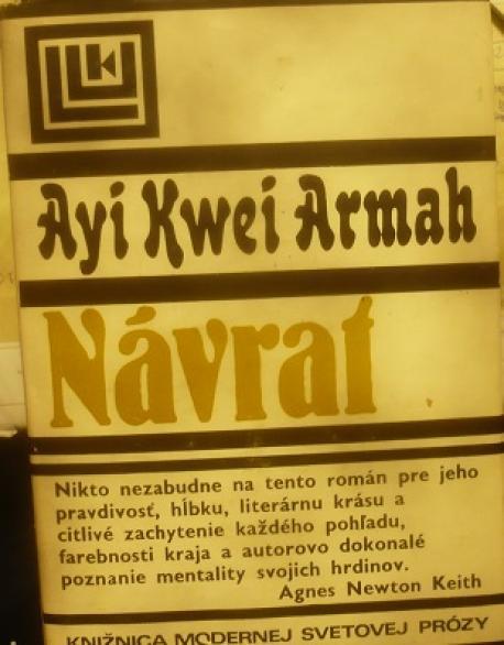 Návrat  /Armah/