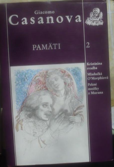 Casanova Pamäti 2