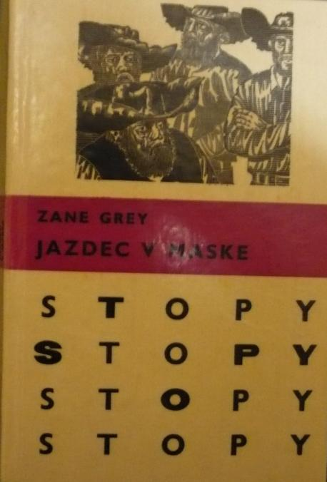 STOPY Jazdec v maske