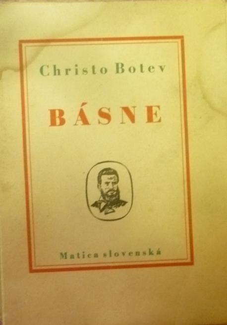 Básne (Botev) /1948/
