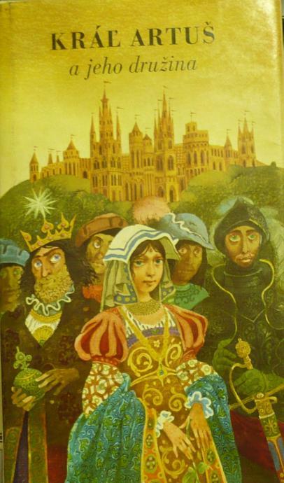 Kráľ Artuš a jeho družina