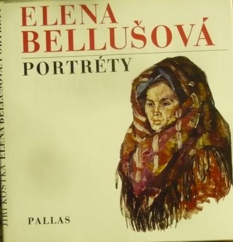 Elena Bellušová - Portréty