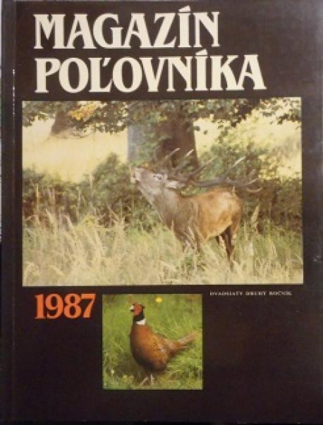 Magazín poľovníka 1987