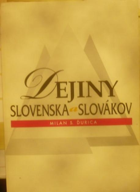 Dejiny Slovenska a Slovákov (Ďurica)