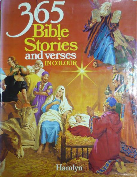 365 Bible Stories and verses in colour