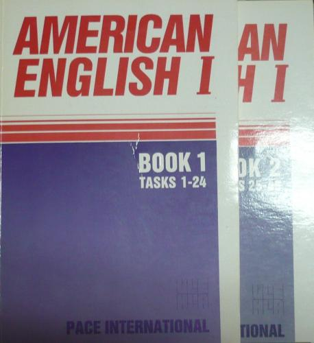 American English I. a II.
