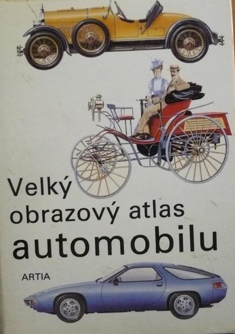 Veľký obrazový atlas automobilu*