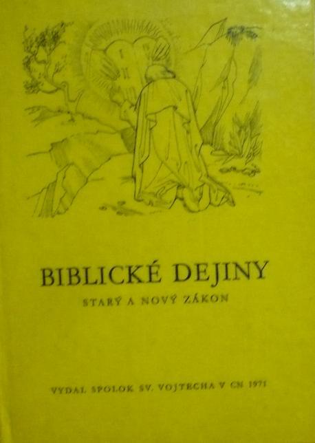 Biblické dejiny /1970/