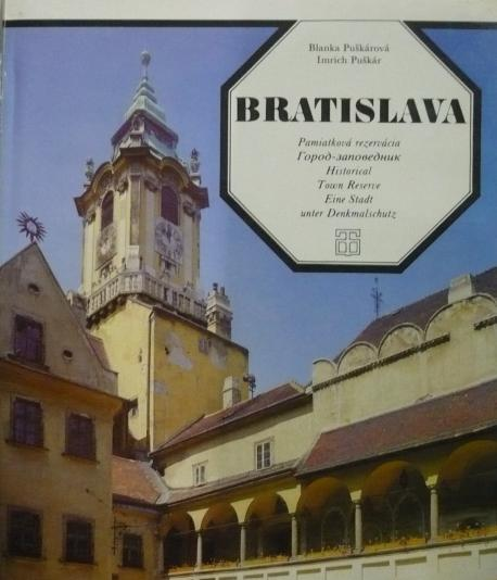 BRATISLAVA /1989/ Pamiatková rezervácia