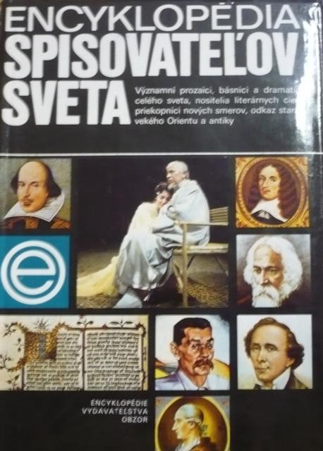 Encyklopédia spisovateľov sveta