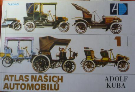 Atlas našich automobilú 1