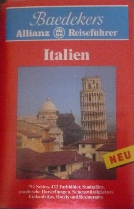 Italien /deutsch - v nemčine/